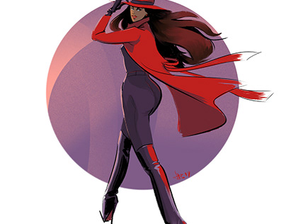 Netflix's  new Carmen SanDiego, my take