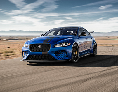 Jaguar Project 8