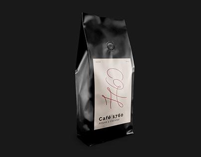 Logotipo café 1760