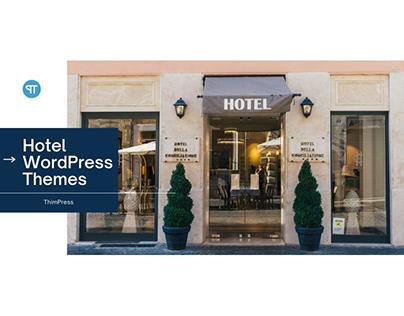 10+ Worthiest Hotel WordPress Themes