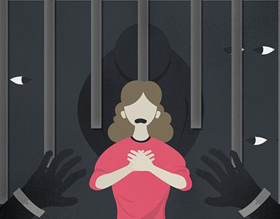 sexual violence eradication campaign moive