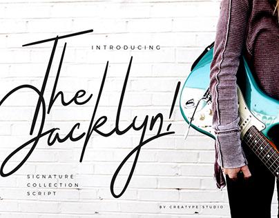 THE-JACKLYN-SCRIPT-FREE-SIGNATURE-FONT