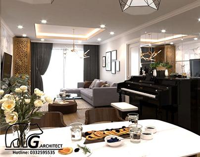 3D Interior Apartment 81 Scene File 3dsmax