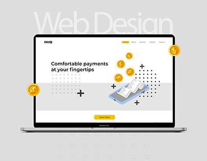 Pay Plus Web Design