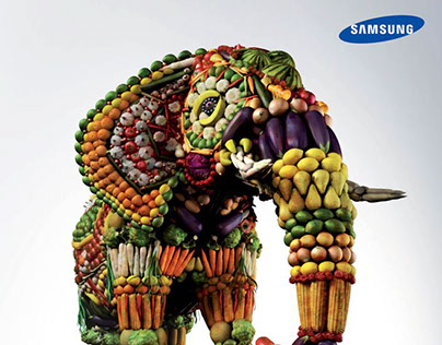 Print and TVC for Samsung G series