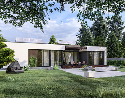 Sketchup 2018 + Lumion 9 Model: 3D Warehouse on Behance