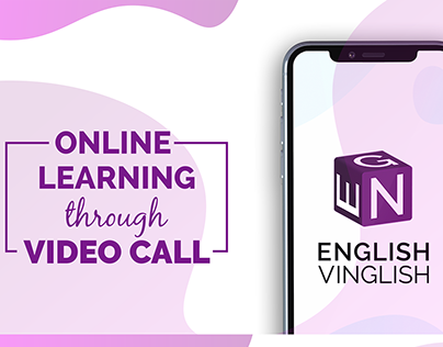 App for learning online through video call