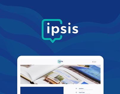 Ipsis - Redesign