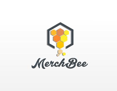 MerchBee - UX project (via Toptal)