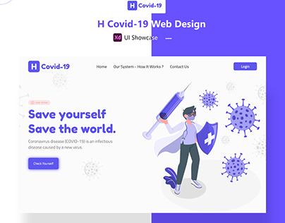 H Covid-19
