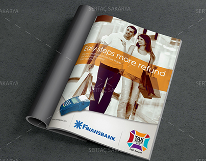 Tax Free Magazine Advertising