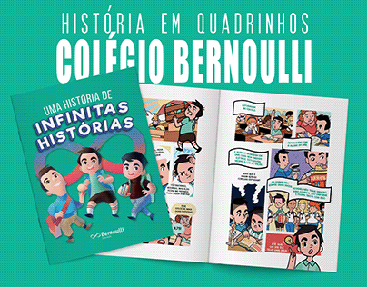 Comic Book - Colégio Bernoulli