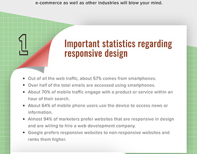 Responsive Web Design Data That You Must Be Aware Of