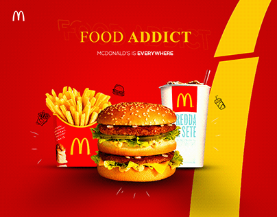 MCDONALD - FOOD ADDICT