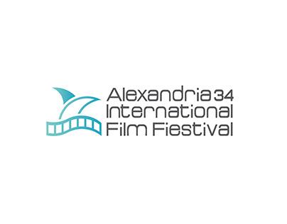logo for Alexandria International Film Festival