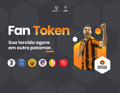 Fan Token - Mercado Bitcoin