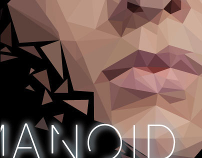 Humanoid Event Poster