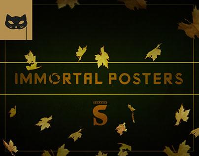 Socrates Magazine // Immortal Posters