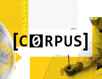 [C0RPUS] - Diseño Editorial