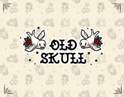 OLD SKULL series