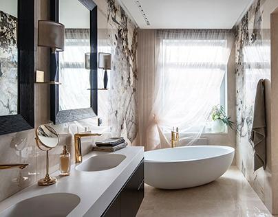 Apartment BG. Kyiv 2016-2019