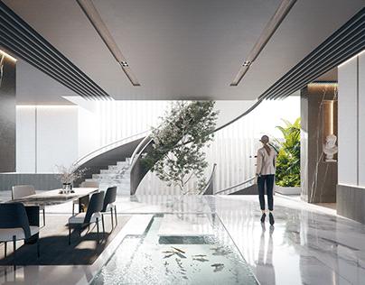 Interior Design By Paramo Arquitectos