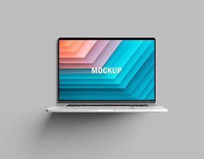 Minimal Macbook Pro Mockup