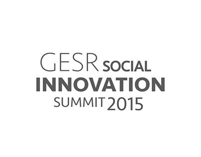 GESR Social Innovation Summit