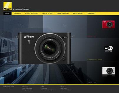 Nikon Asia Pacific UX