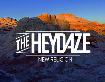 THE HEYDAZE Lyric Video