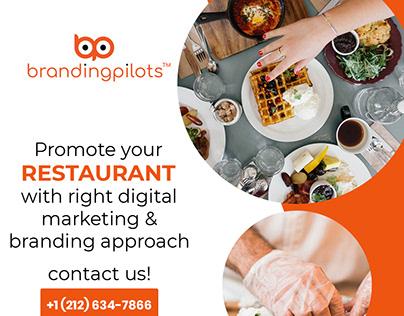 Restaurant Business promotion services
