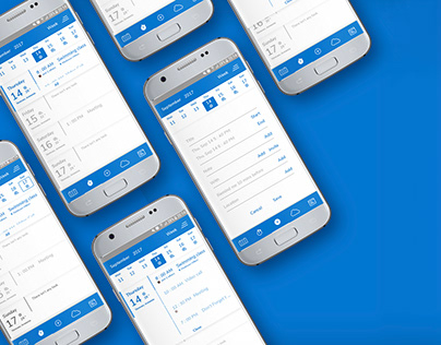 Caleo - Calendar & Task Management App Design