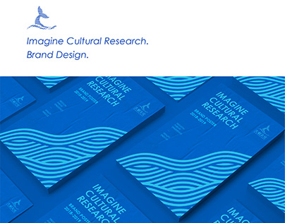 Visual Identity: Imagine Cultural Research