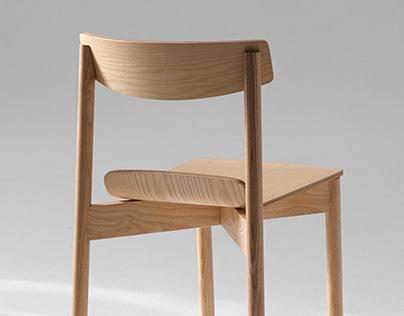Wox - Flat Chair