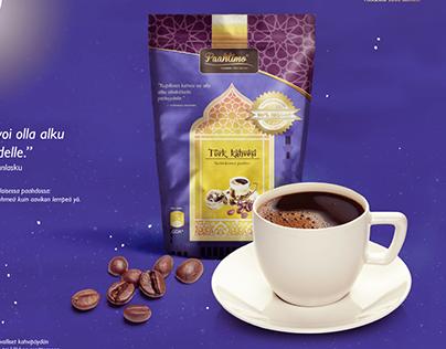 Coffee Advertisement: Turk Kahvesi