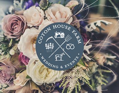 Coton House Farm - Brand Identity