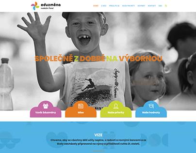 EDUZMENA.cz website