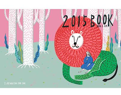 Schedule Book Design 2015