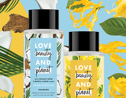 Love, Beauty, and Planet - Summer Collection