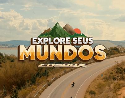 Honda - Explore Seus Mundos