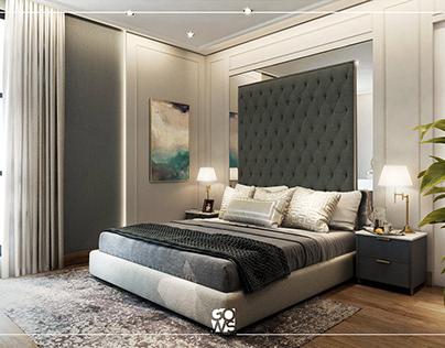 Contemporary Bedroom - NEW CAIRO