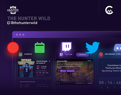 The Hunter Wild Launchpad