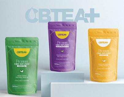 Premium CBD Tea Pouches