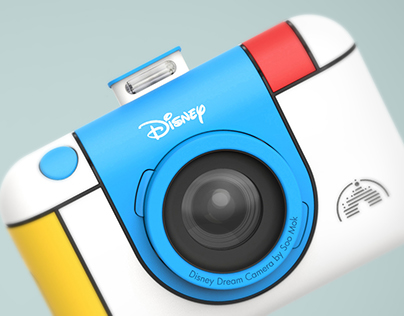 Disney camera for Shy kids