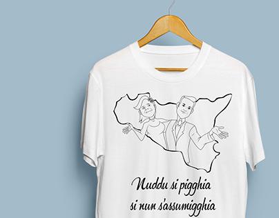 T-shirt for Beppy & Giulia