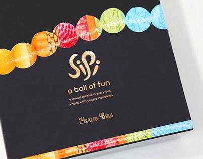 Sipi cocktail set