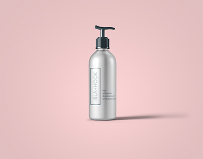 ISLA+HOOK // Brand identity & Product design