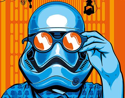 Superinteressante - A minha história Star Wars