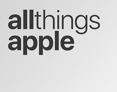 Instagram & YouTube for All Things Apple