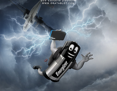 Energizer Made Storms